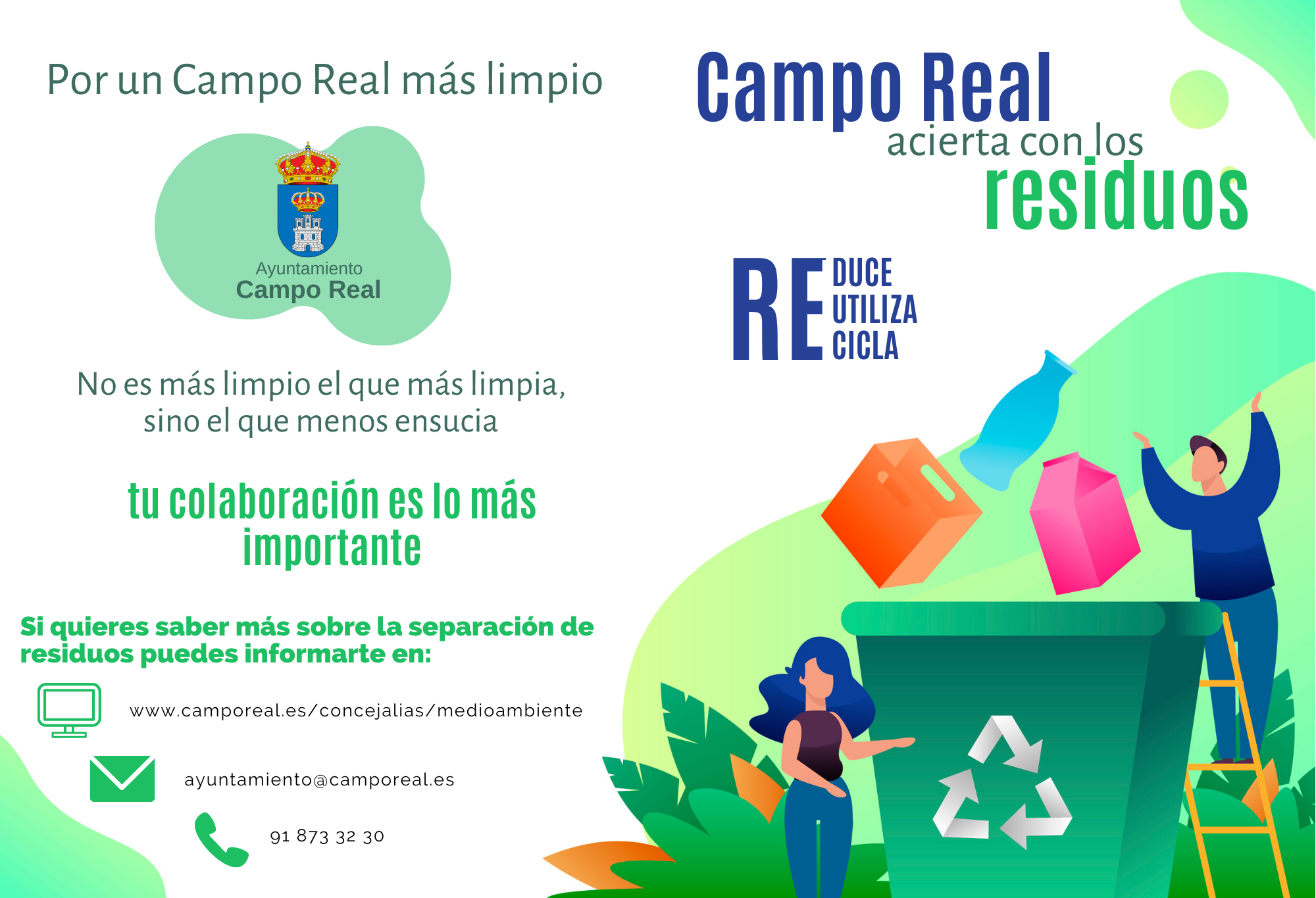 Residuos Campo Real