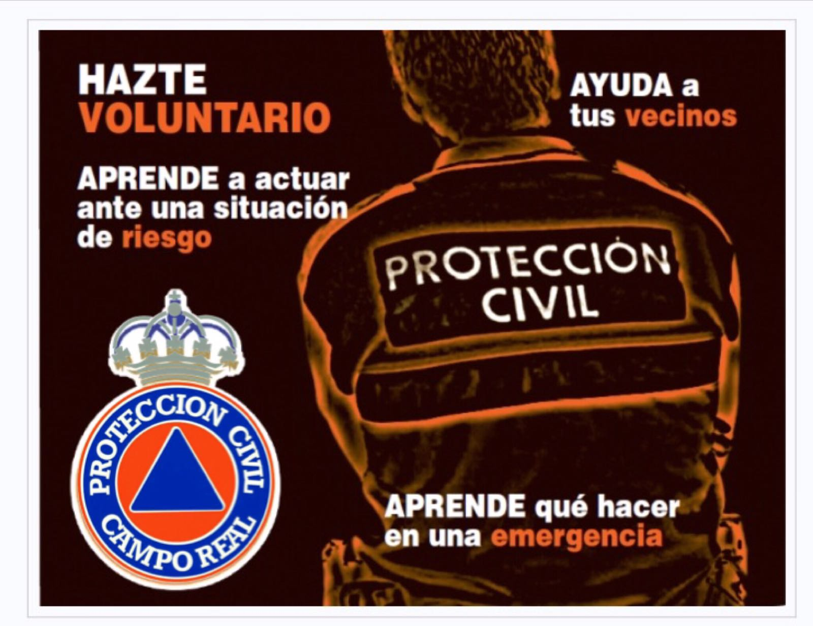 Hazte voluntario pc